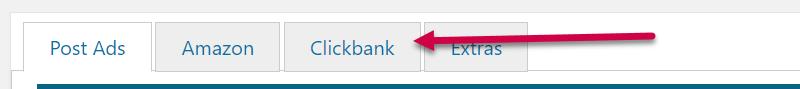 clickbank tab