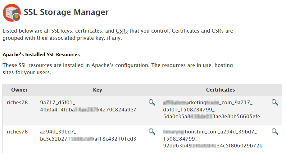 How To Move Or Copy An Ssl Certificate From One Server To Another