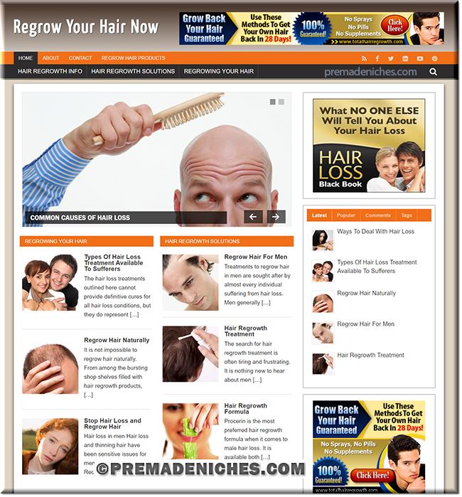 regrow hair ready made blog