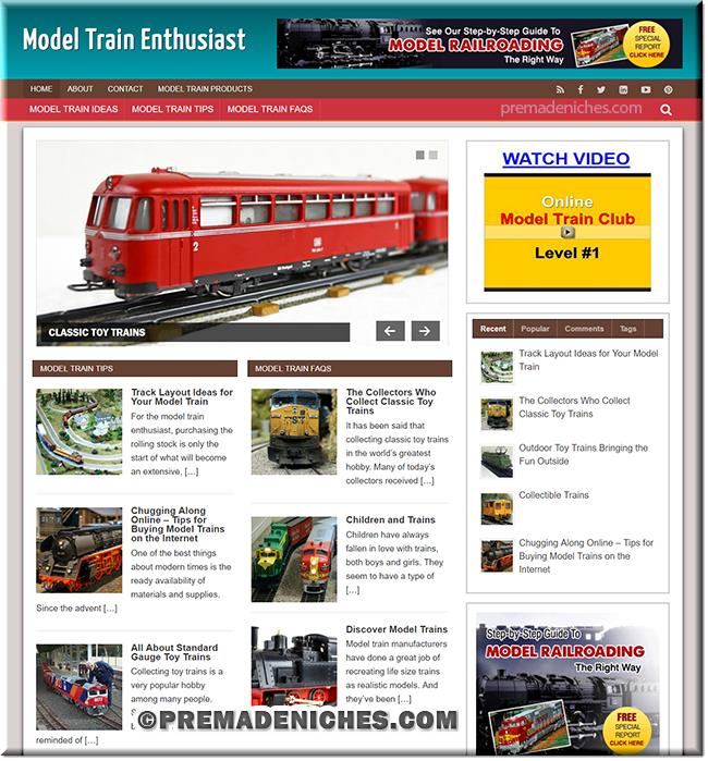 model train plr blog