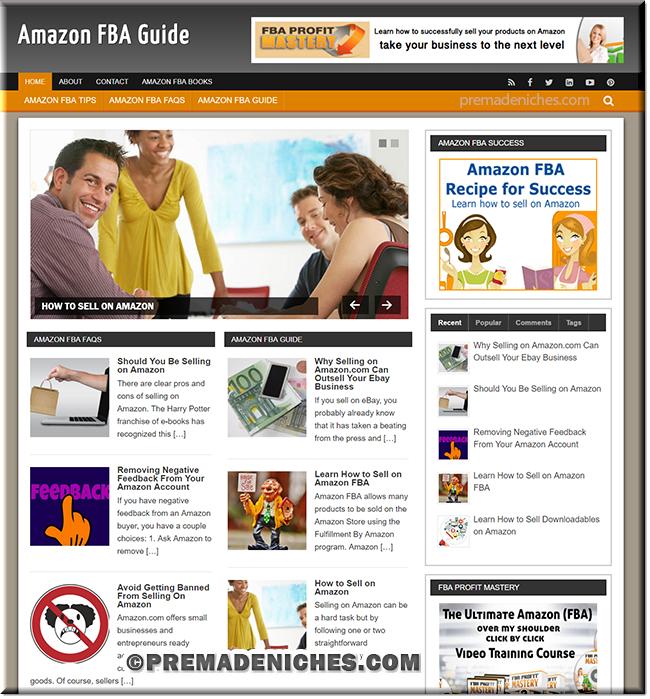 Amazon FBA PLR Blog