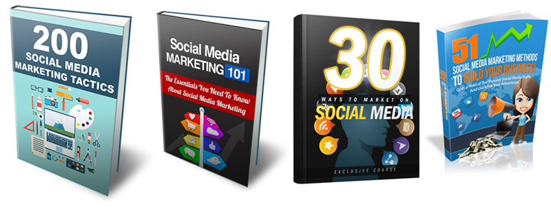 Social Media Marketing eBook bonus