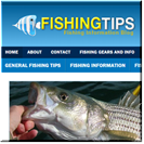 Fishing Blog Package