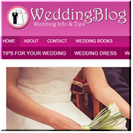 Wedding Blog
