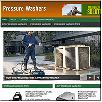 Pressure Washers PLR Blog