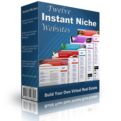 12 Niche Web Sites