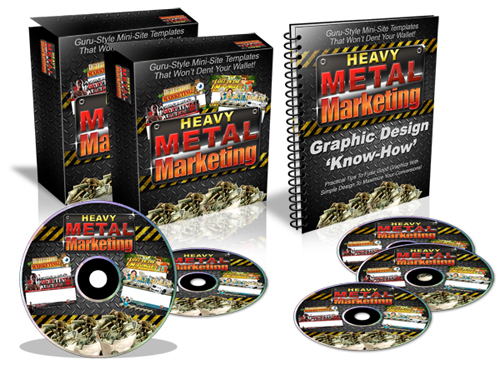 Heavy Metal Marketing