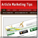 Article Marketing Blog