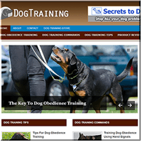 Dog Training PLR Blog