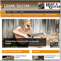 Learn Guitar PLR Blog