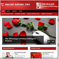 Online Dating PLR Blog