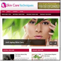 Skin Care PLR Blog