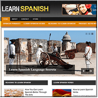 Learn Spanish PLR Blog