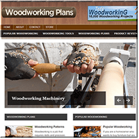 Woodworking Plans PLR
