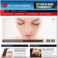 Acne Remedies PLR