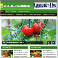 Vegetable Gardening PLR