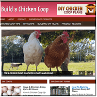 Chicken Coop PLR Blog
