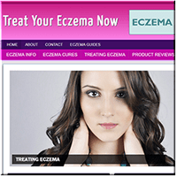 Eczema Niche PLR Blog