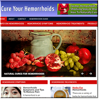 Hemmorhoids PLR Blog