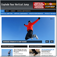 Vetical Jump  PLR Blog