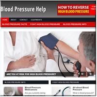 paf blood pressure