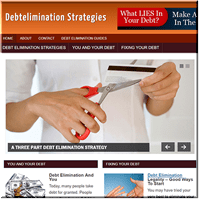 Debt Elimination PLR