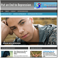 Depression PLR Blog