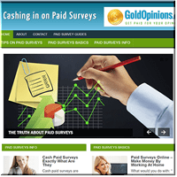 Paid Surveys PLR Blog