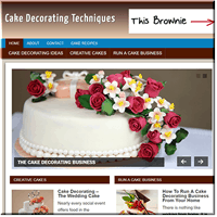 Cake Decorating PLR Blog