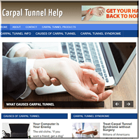 Carpal Tunnel Help PLR