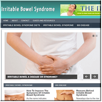 Irritable Bowel PLR Site