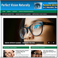 Natural Vision PLR Blog