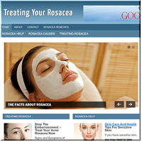 Rosacea Treatment PLR