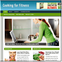Cooking for Fitness PLR