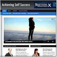 Self Success PLR Blog