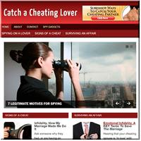 Catch A Cheat PLR