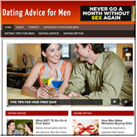 Dating Advice Men PLR
