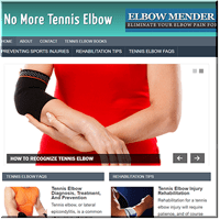 Tennis Elbow PLR Blog