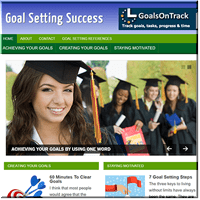 Goal Setting Blog