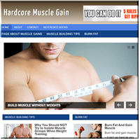 Muscle Gaining Site