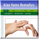 Aloe Remedies Site