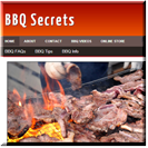 BBQ Secrets Site