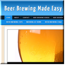 Beer Brewing Site