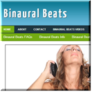 Binaural Beats Site