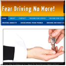 Driving Fear Website