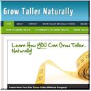 Grow Taller Blog