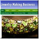 Jewelry Making Site