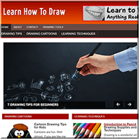Learn To Draw Blog