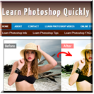 Learn Photoshop Site