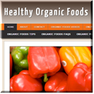 Organic Foods Site